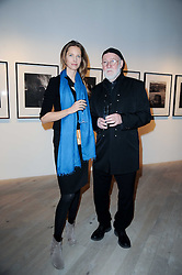 ALBERT WATSON and CECILIA CHANCELLOR at a private view of Masters of Photography - A Journey presented by Macallan and Albert Watson held at Philips De Pury, Howick Place, London SW1 on 1st December 2010.