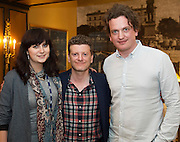 To celebrate 25 Years of MEDIA, The Creative Europe MEDIA Office Galway held the&nbsp;Creative Europe&nbsp;MEDIA Co-Production Dinner&nbsp;in Hotel Meyrick&nbsp;on Thursday the 7th of June as part of The&nbsp;Galway Film Fleadh.&nbsp;<br /> <br /> At the event was Jessie Fisk - Roads entertainment<br /> Alan Maher - roads entertainment and Oli harbottle - Dogwoof<br /> The networking dinner gives Fleadh goers&nbsp;privileged access to the world's leading film Financiers and a fantastic&nbsp;opportunity to network with European Producers and Film Fair Financiers. &nbsp;Creative Europe MEDIA Office Galway offers comprehensive information on the European Union's Creative Europe Programme, offering advice, support and information on Creative Europe funding support for the audiovisual industries including film, television and games.&nbsp; The regional office is also available to respond to queries by phone or email.&nbsp; In addition to providing one-to-one advice sessions and events throughout the year. &nbsp;<br /> <br /> For further information contact Eibhl&iacute;n N&iacute; Mhunghaile on 091 770728 or via email on&nbsp;eibhlin@creativeeuropeireland.eu&nbsp;<br />  Photo: Andrew Downes XPOSURE
