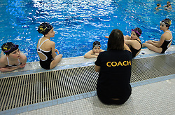 Coach/Entra&icirc;neure: Genna McBain<br /> Photo: Andre Forget (CAC/ACE)