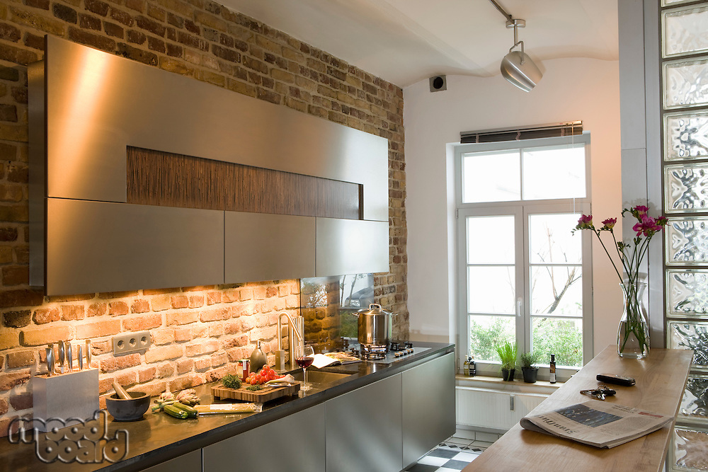 Showcase kitchen