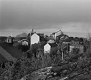 Mariaberget från Skinnarviksberget