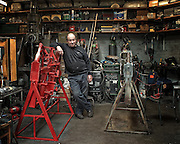 Joe Maxwell - Motorcycle Engineer<br /> All Rights Reserved<br /> (C) Chris Frear Butterfield<br /> 01848 331999<br /> www.frearphoto.co.uk