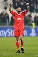 23.11.2017 - Torino - Champions League   -  Juventus-Barcellona nella  foto: Gianluigi Buffon