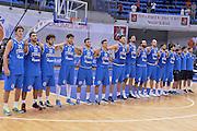 DESCRIZIONE : Qualificazioni EuroBasket 2015 Russia-Italia<br /> GIOCATORE : Team<br /> CATEGORIA : nazionale maschile senior A<br /> GARA : Qualificazioni EuroBasket 2015 - Russia-Italia<br /> DATA : 13/08/2014<br /> AUTORE : Agenzia Ciamillo-Castoria