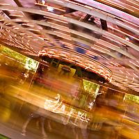 Carousel in Prospect Park, Brooklyn, New York City.