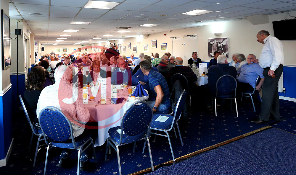 Bristol Rovers Blue Diamond Club host a Lunch in the Poplar Insulation Suite at The Memorial Stadium - Mandatory by-line: Robbie Stephenson/JMP - 21/09/2017 - FOOTBALL - Memorial Stadium - Bristol, England - Bristol Rovers v  - Bristol Rovers Blue Diamond Club Lunch