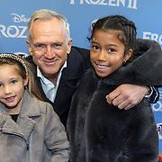 NLD/Amsterdam/20191116 - Filmpremiere Frozen II, Jaap Jongbloed