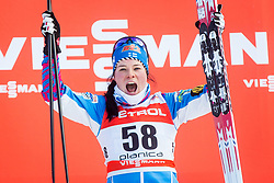 Krista Parmakoski (FIN) during FIS Cross-Country World Cup Planica 2018, on January 21, 2018 in Planica, Kranjska Gora, Slovenia. Photo by Ziga Zupan / Sportida