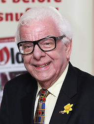 Barry Cryer arriving  at the Oldie of the Year Awards in London, Tuesday, 4th February 2014. Picture by Stephen Lock / i-Images