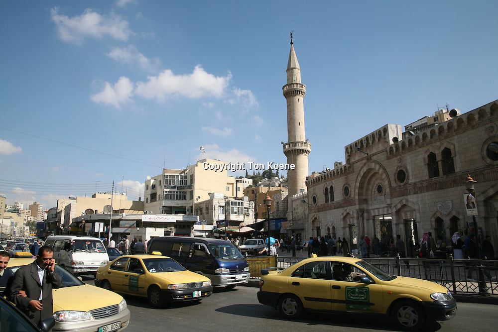 Downtown Amman, Jordan