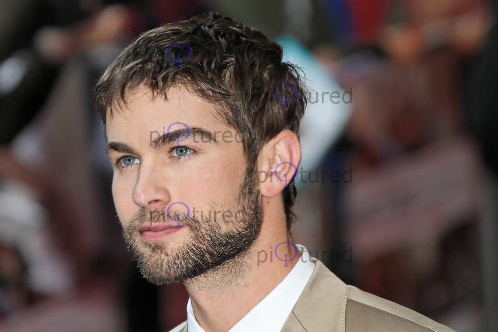LONDON - MAY 22: Chace Crawford attends the European Film Premiere of 'What To Expect When You're Expecting' at the BFI IMAX, London, UK. May 22, 2012. (Photo by Richard Goldschmidt)