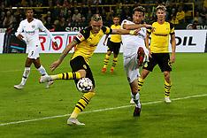 Borussia Dortmund v Eintracht Frankfurt - 14 Sept 2018