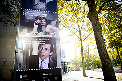 November 9, 2019, Paris, France, France: Retrospective de Roman Polanski a la Cinematheque de Paris. Affiche souillee. Retrospective de Roman Polanski a la Cinematheque de Paris.Affiche de Roman Polanski gribouillee -....221913 2017-10-31 France Paris France.. _sans_perso (Credit Image: © Jb Autissier/Starface via ZUMA Press)