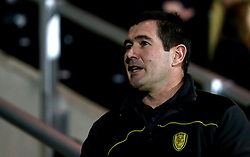 Burton Albion manager Nigel Clough - Mandatory by-line: Robbie Stephenson/JMP - 01/02/2017 - FOOTBALL - Pirelli Stadium - Burton Upon Trent, England - Burton Albion v Fulham - Sky Bet Championship