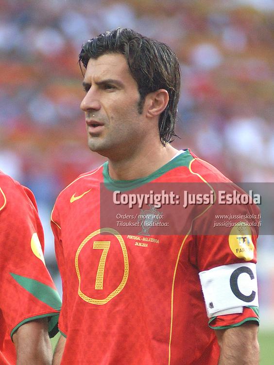 Luis Figo 24.6.2004.&amp;#xA;Euro 2004.&amp;#xA;Photo: Jussi Eskola<br />