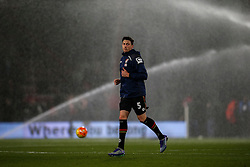 Tommy Elphick of Bournemouth warms up - Mandatory by-line: Jason Brown/JMP - Mobile 07966 386802 01/03/2016 - SPORT - FOOTBALL - Bournemouth, Vitality Stadium - AFC Bournemouth v Southampton - Barclays Premier League