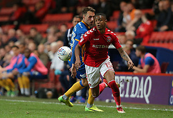 Ezri Konsa of Charlton Athletic - Mandatory by-line: Paul Terry/JMP - 10/05/2018 - FOOTBALL - The Valley - Charlton, London, England - Charlton Athletic v Shrewsbury Town - Sky Bet League One