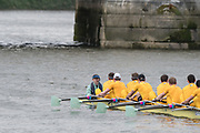 "Mortlake/Chiswick, GREATER LONDON. United Kingdom Cambridge University Boat  Club, 2nd Eight, ""Goldie"" Pre Boat Race Fixture  Thames RC. 2017 Boat Race The Championship Course, Putney to Mortlake on the River Thames.<br /> <br /> {DOW}  {DATE}<br /> <br /> [Mandatory Credit; Peter SPURRIER/Intersport Images]"