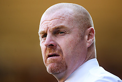 Burnley manager Sean Dyche - Mandatory by-line: Robbie Stephenson/JMP - 25/08/2019 - FOOTBALL - Molineux - Wolverhampton, England - Wolverhampton Wanderers v Burnley - Premier League