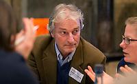 SOESTERBERG -  Maarten van Heeswijk tijdens het Technisch Kader congres 2015 olv Topcoach Koen Gonnissen. COPYRIGHT KOEN SUYK