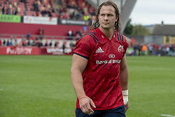 October 20, 2018 - Limerick, Ireland - Arno Botha of Munster during the Heineken Champions Cup match between Munster Rugby and Gloucester Rugby at Thomond Park in Limerick, Ireland on October 20, 2018  (Credit Image: © Andrew Surma/NurPhoto via ZUMA Press)