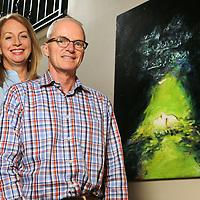 Kim and Richard Caron