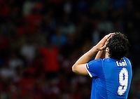 Onderwerp/Subject: Holland - Italy    EURO 2008 Reklame:  Club/Team/Country: Holland - Italy Seizoen/Season: 2007/2008 2008/2009 FOTO/