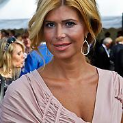 NLD/Amsterdam/20100605 - Amsterdamdiner 2010, Estelle Gullit - Cruijff
