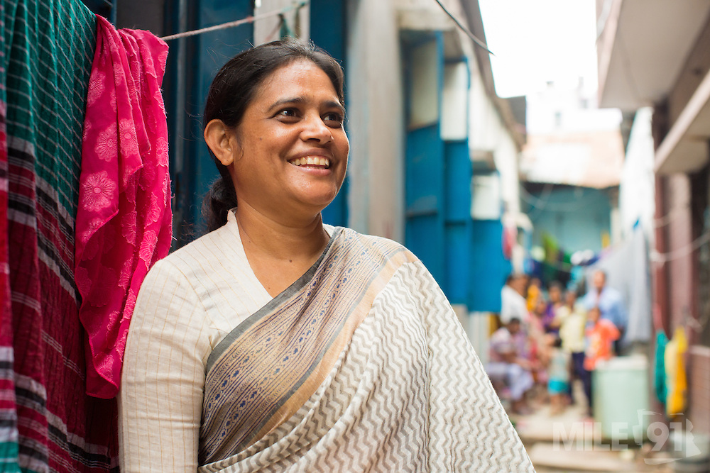 Nazma Akter is the President of Awaj Foundation. The Foundation was founded by Zazma in 2003 to support and empower garment workers to negotiate safer and fairer working conditions.