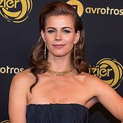 NLD/Amsterdam/20191009 - Uitreiking Gouden Televizier Ring Gala 2019, Elise Schaap
