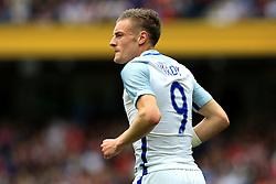 Jamie Vardy of England - Mandatory byline: Matt McNulty/JMP - 07966386802 - 22/05/2016 - FOOTBALL - Etihad Stadium -Manchester,England - England v Turkey - International Friendly