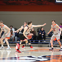 Men's Basketball: Carroll University (Wisconsin) Pioneers vs. Martin Luther College Knights