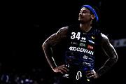 David Moss<br /> Germani Leonessa Basket Brescia - Virtus Segafredo Bologna<br /> PosteMobile Final 8 2018 <br /> Quarti di Finale<br /> LegaBasket 2017/2018<br /> Firenze, 16/02/2018<br /> Foto M.Ceretti / Ciamillo - Castoria