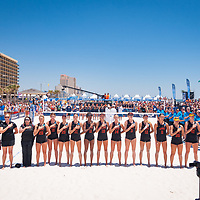 USC Beach Volleyball | Gulf Shores | NCAA Championship 2017 | Camera 2