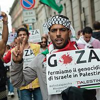 Palestina 2014, assedio a Gaza