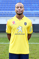 Marco ILAIMAHARITRA - 04.10.2014 - Photo officielle Sochaux - Ligue 2 2014/2015<br /> Photo : Icon Sport