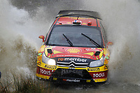 MOTORSPORT - WORLD RALLY CHAMPIONSHIP 2010 - WALES RALLY GB / RALLYE DE GRANDE-BRETAGNE - CARDIFF (GBR) - 11 TO 14/11/2010 - PHOTO : FRANCOIS BAUDIN / DPPI - <br /> PETTER SOLBERG (NOR) / CHRIS PATTERSON (GBR) - CITROËN C4 WRC - PETTER SOLBERG WORLD RALLY TEAM - ACTION