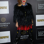 London, UK. 2nd November 2017. Jodie Harsh attends Day of the Dead at Leicester Square Kitchen, London, UK