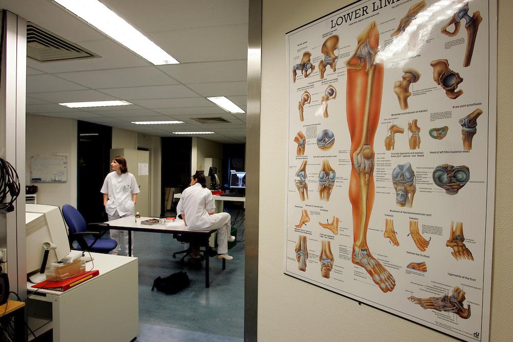 The Hague. Hospital. MCH. Medisch Centrum Haaglanden..Photo: Gerrit de Heus