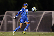 30 November 2013: UCLA's Ally Courtnall. The University of North Carolina Tar Heels played the University of California Los Angeles Bruins at Fetzer Field in Chapel Hill, North Carolina in a 2013 NCAA Division I Women's Soccer Tournament Quarterfinal match. UCLA won the game 1-0 in two overtimes.