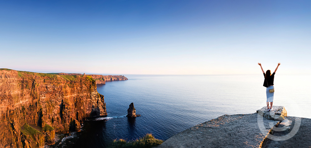 Photographer: Chris Hill Cliffs of Moher, County Clare