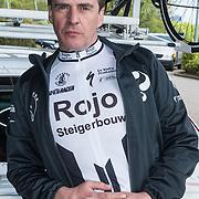 NLD/Ridderkerk/20140418 - Perspresentatie Sterrenfietsteam 2014, Joep Sertons