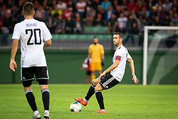 Alen Kozar of Mura during Football match between NS Mura (SLO) and Maccabi Haifa (IZR) in First qualifying round of UEFA Europa League 2019/20, on July 18, 2019, in Stadium Fazanerija, Murska Sobota, Slovenia. Photo by Blaž Weindorfer / Sportida