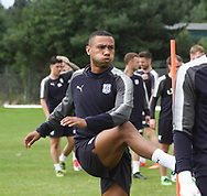 Dundee FC trialist central defender Crescendo van Berkel during Dundee FC pre-season training at University Grounds, Riverside, Dundee, Photo: David Young<br /> <br /> Van Berkel<br /> <br />  - &copy; David Young - www.davidyoungphoto.co.uk - email: davidyoungphoto@gmail.com