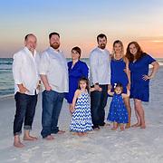 Trout Family Beach Photos