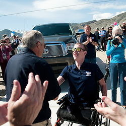 """""""Homes For Our Troops"""" - Tim Hall - Hawthorne, Nev. - March 30, 2013"""