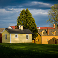 Canterbury Shaker Village, NH.