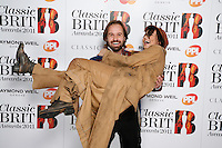Alfie Boe and Samantha Barks