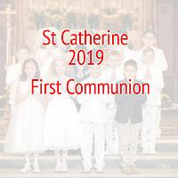 St Catherine 2019 First Communion