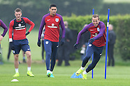 England Training 010616